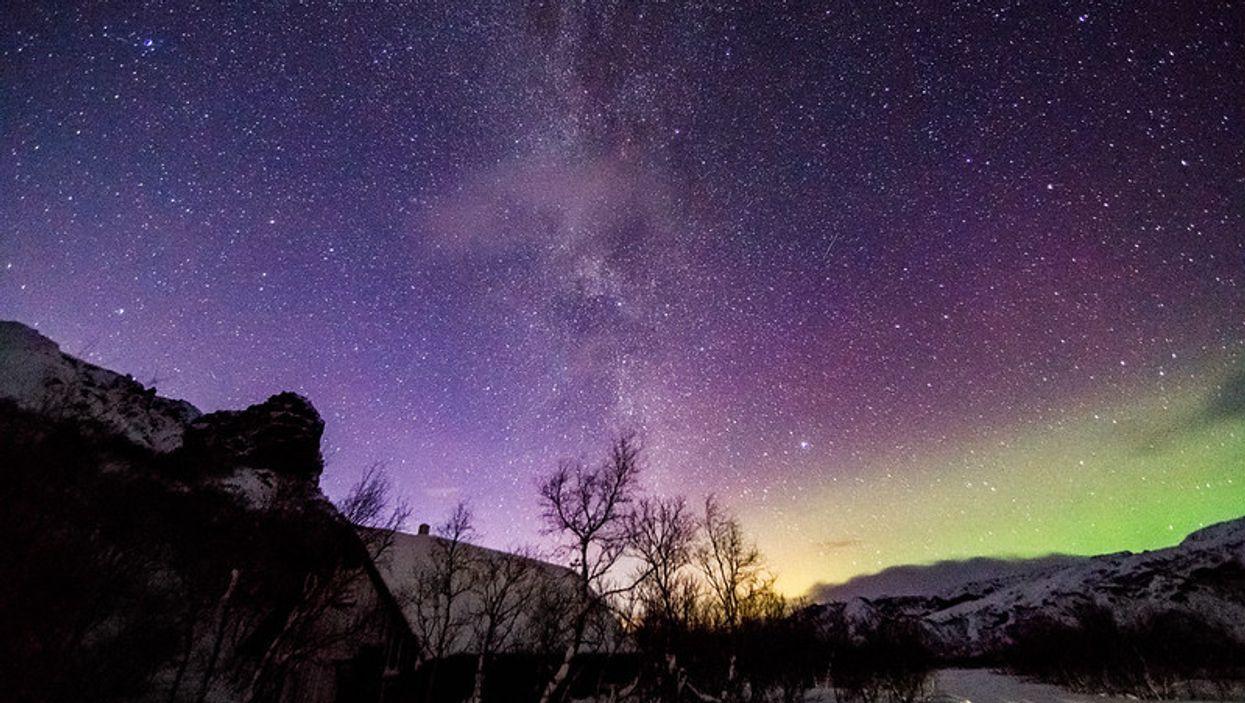 6 endroits où observer les étoiles filantes ce soir à Québec et environs