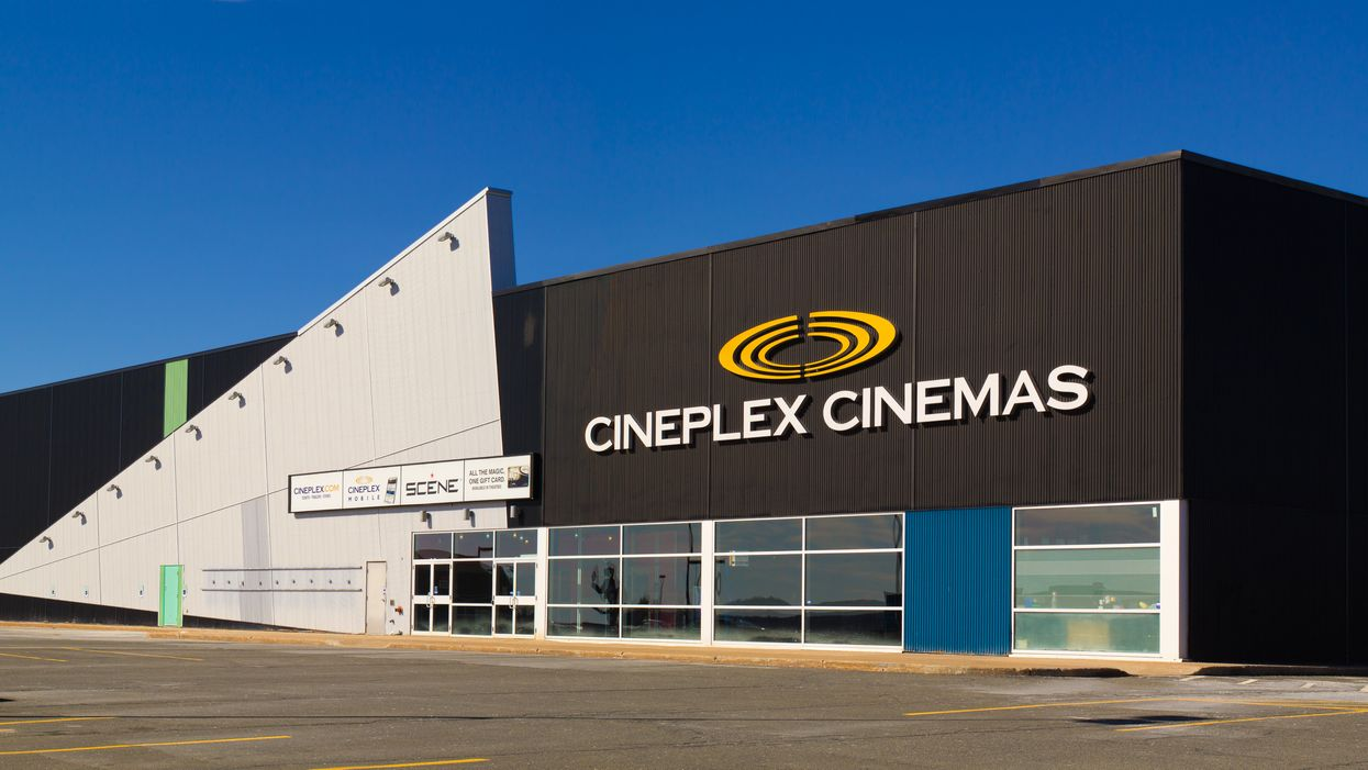 Cineplex Sold To UK Mega Chain Company, Stripping The Chain Of Its Canadian Status