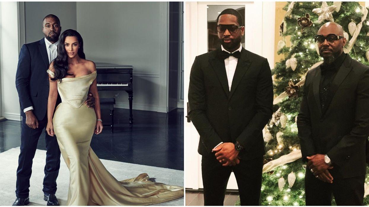 Dwyane Wade, Lizzo & Kim Kardashian Were All Seen Partying Together In LA