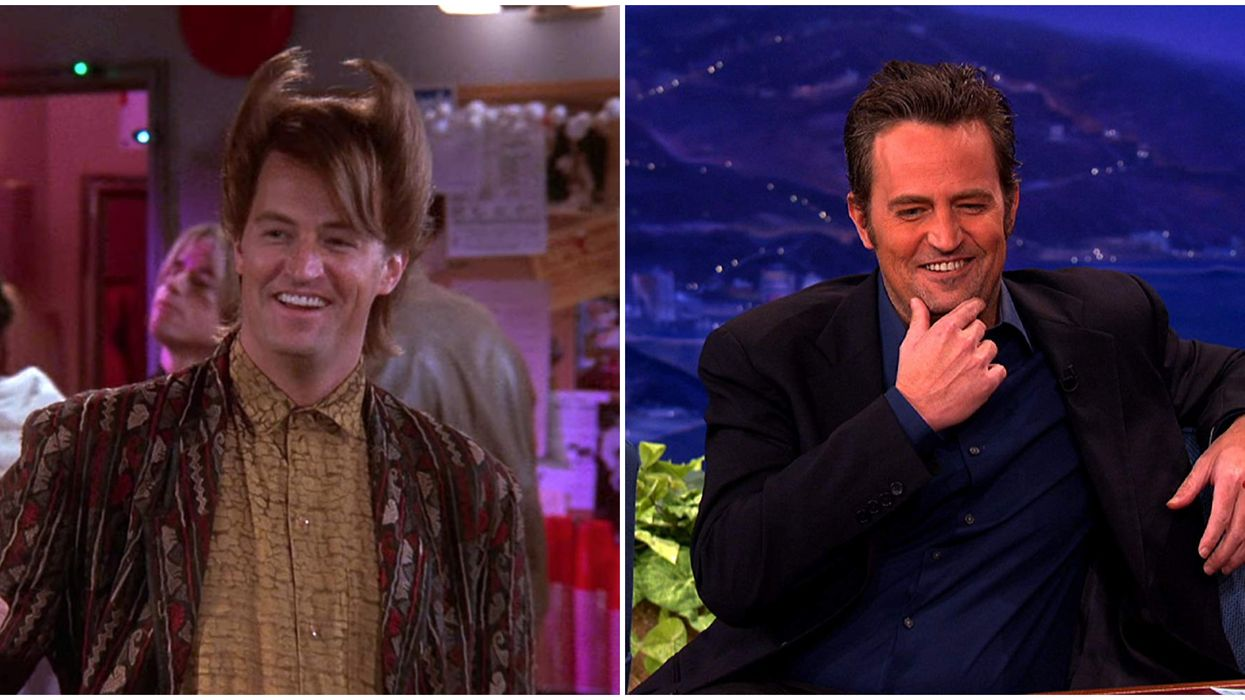 Matthew Perry's Life Story