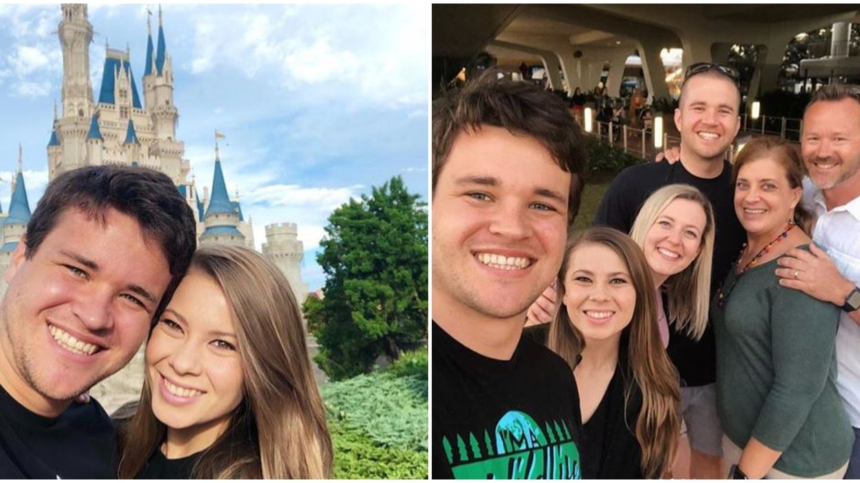 Bindi Irwin Was Spotted Having The Time Of Her Life At Disney World & It's So Wholesome