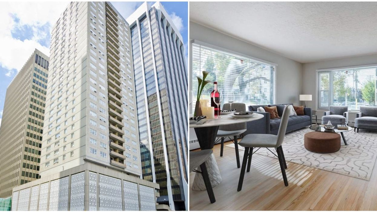6 Adorable Apartments You Can Rent In Calgary For Less Than $1000 Per Month