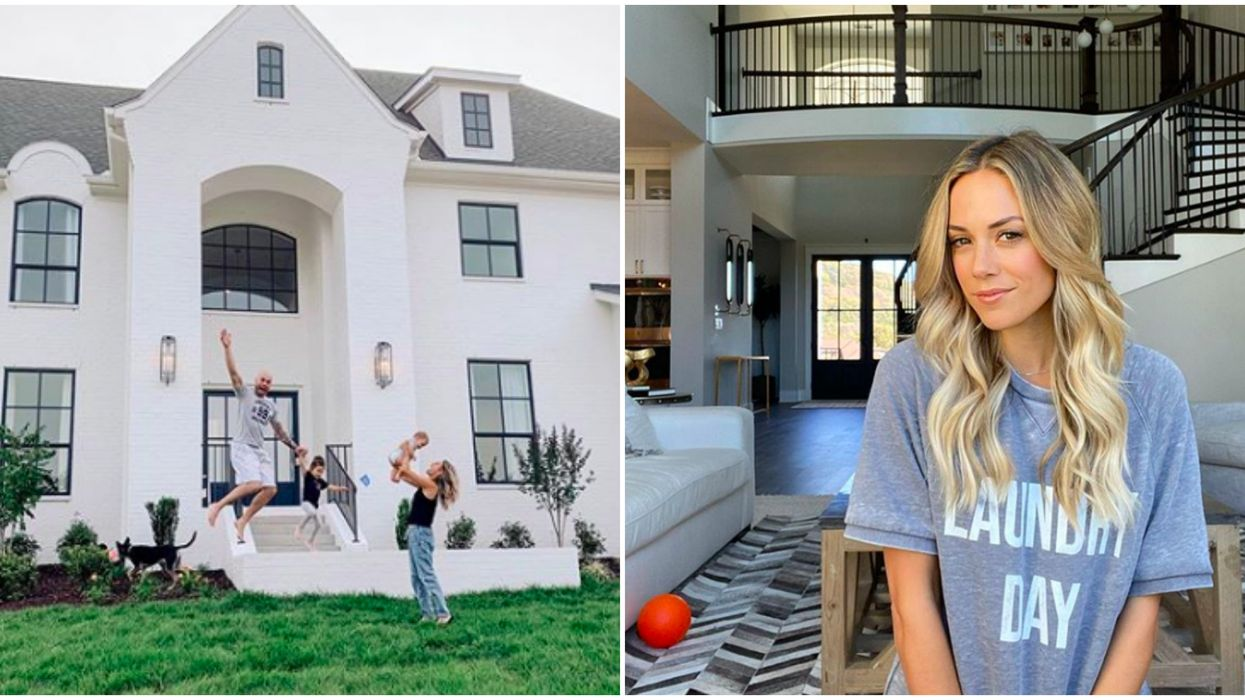Jana Kramer's Massive Nashville Home Is Total HGTV Goals