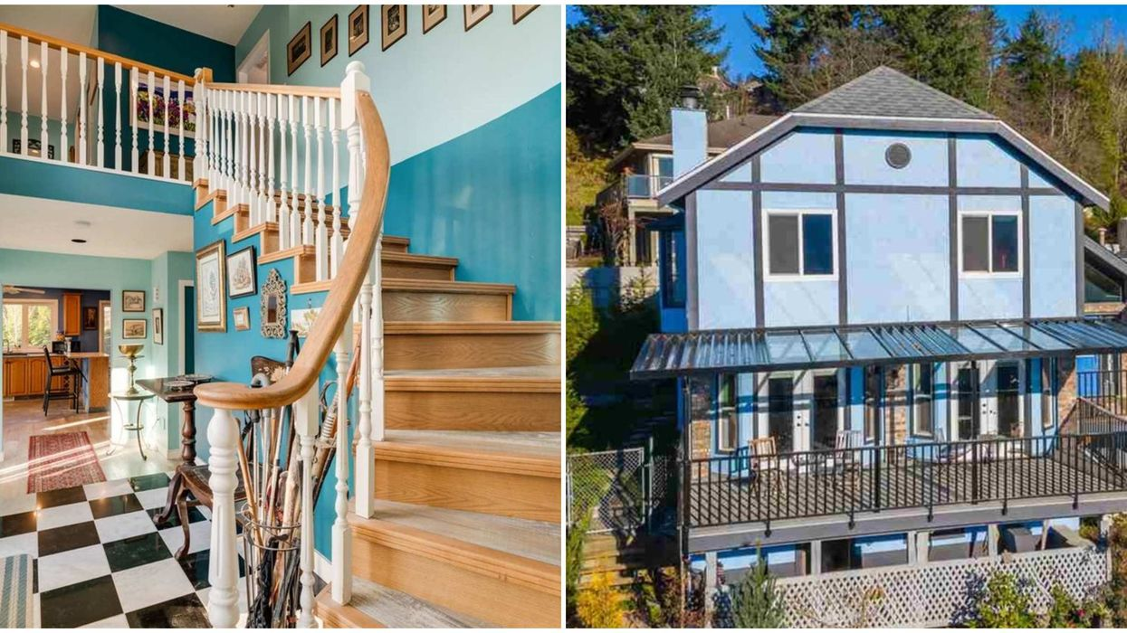 Alice In Wonderland House In Vancouver Will Make You Feel Like You're In A Fairy Tale