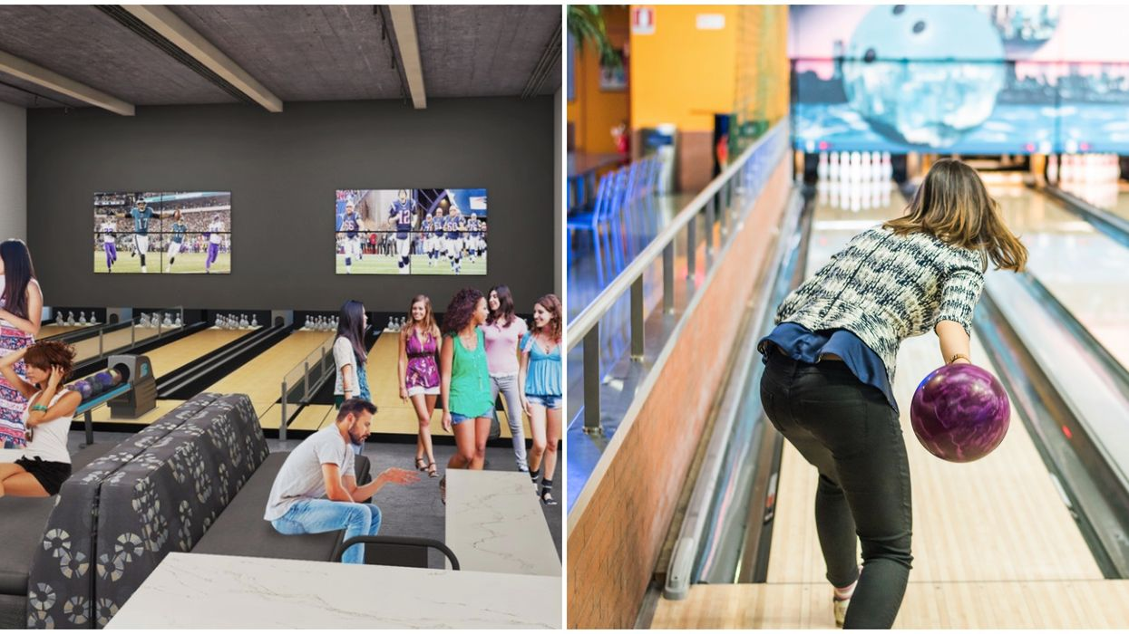Austin Is Getting Two Wild New Bars With Bowling & Bull-Riding This Coming Year