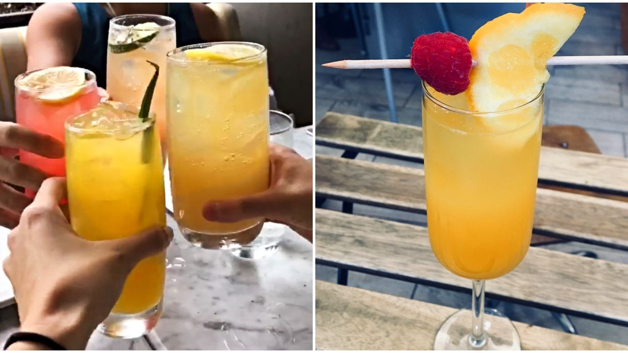 A Giant Mimosa 'Fest' Is Coming To Dallas Next Month With Endless Bubbles