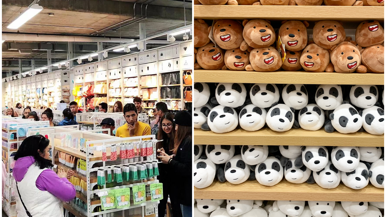 You Can Get Unique Everyday Goods And Gifts For Less Than $3 At MINISO Canada
