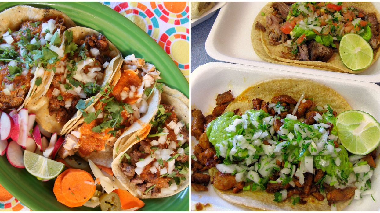 6 Delicious Spots In Houston To Get Mouthwatering Tacos For Only $1