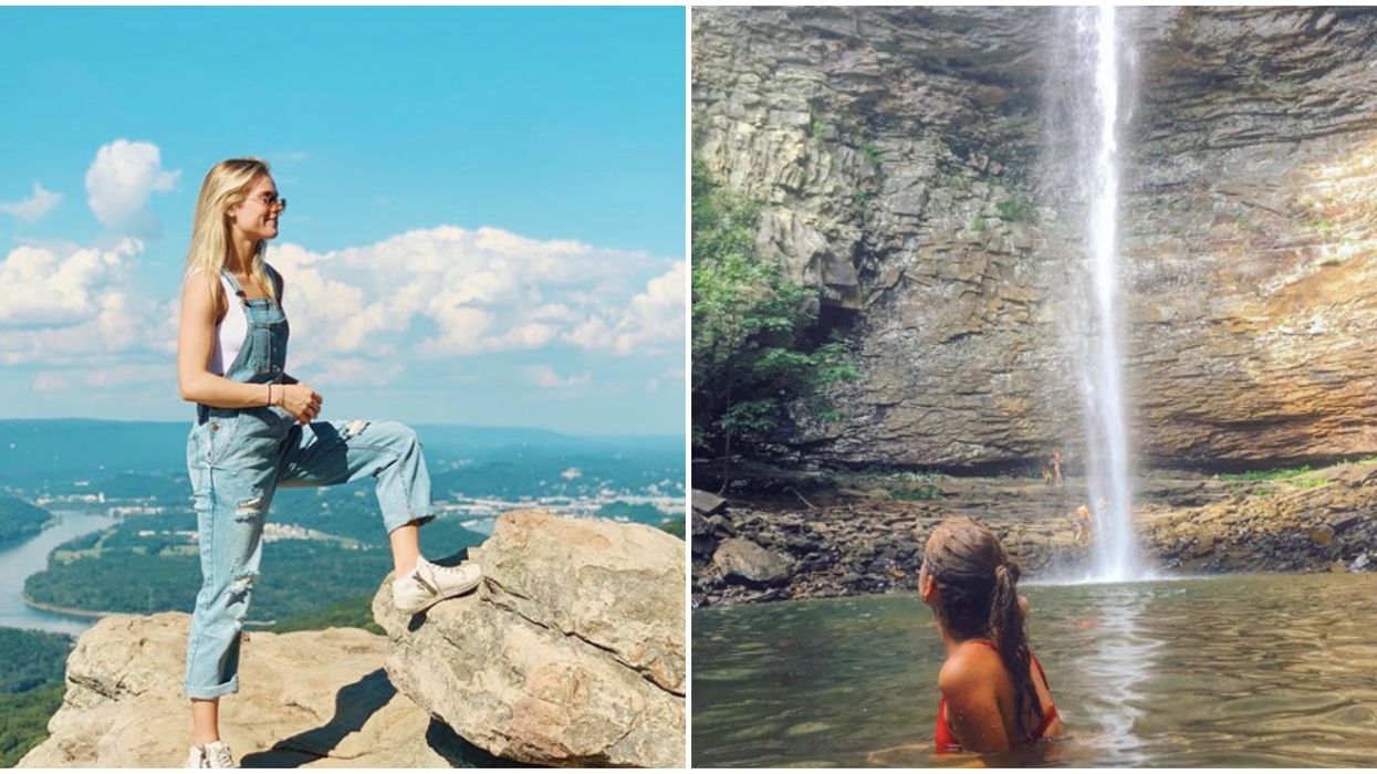 Tennessee Hiking Spots That Are Goals For The Springtime