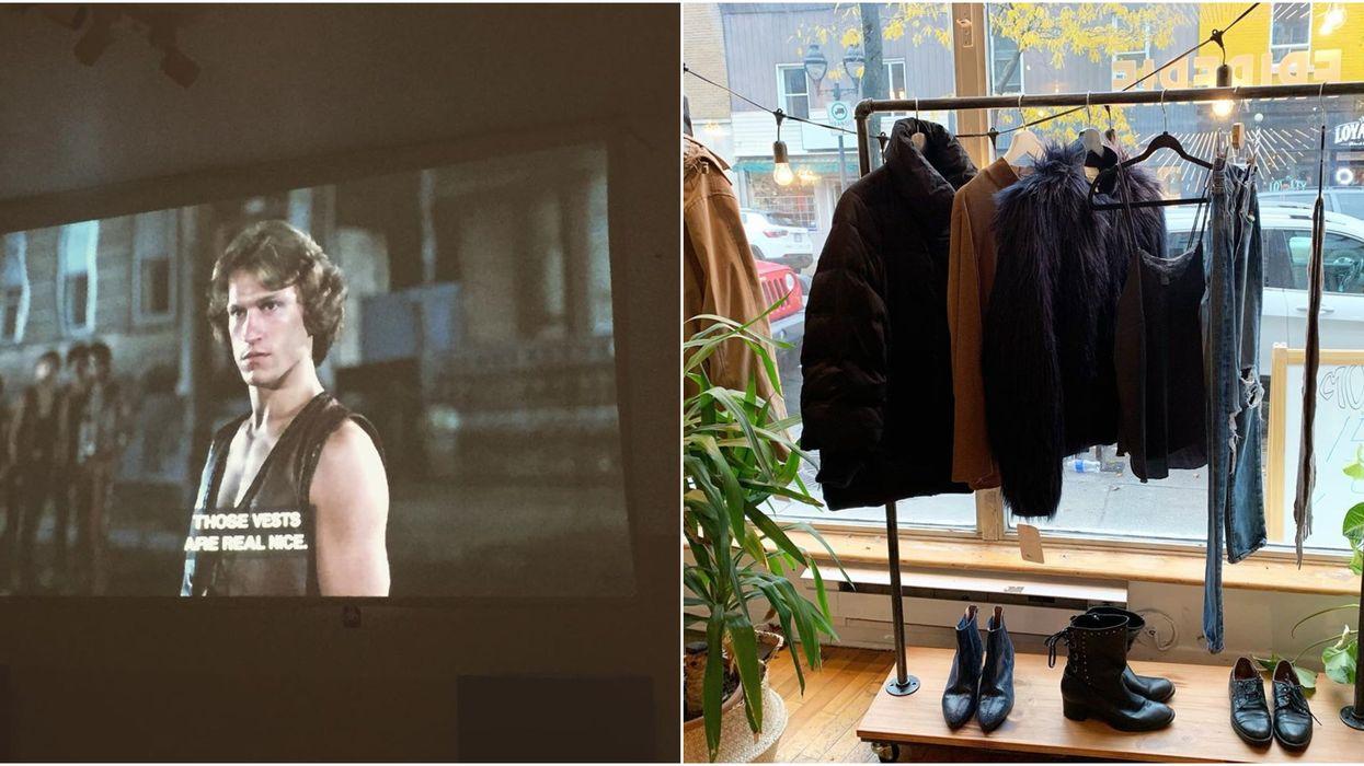 Tu peux aller écouter 2 films pour 2 $ tout en magasinant à Montréal ce soir