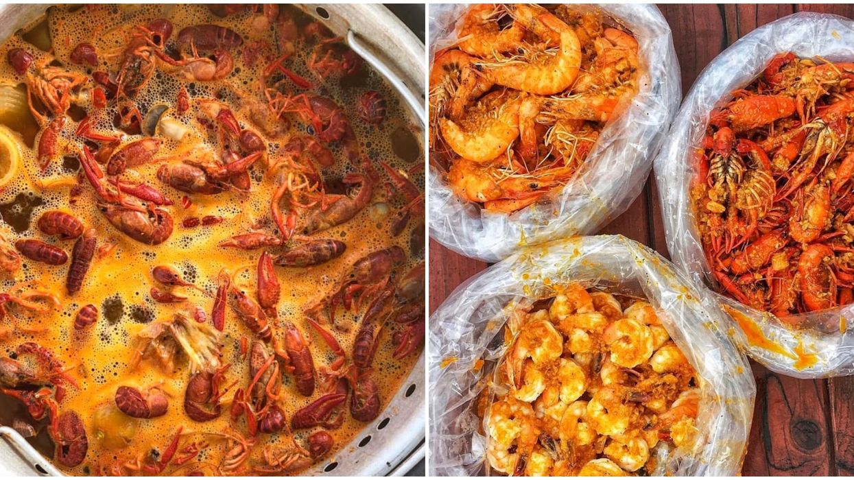 Austin's Crawfish Festival Is This Spring & Will Have A Variety Of Seafood