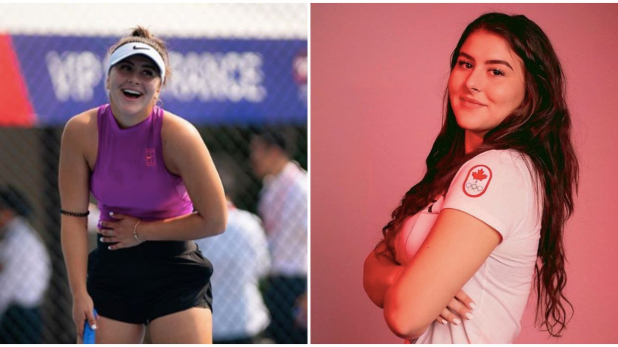 Bianca Andreescu Drops Out Of ASB Classic Due To Ongoing Injury (VIDEO)
