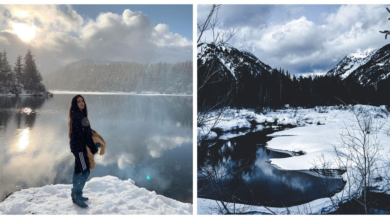 These Winter Hikes In Washington Will Make You Feel Like You're In Switzerland Right Now