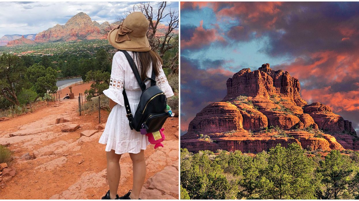 6 Places Where You Can Visit Sedona's Healing Vortexes