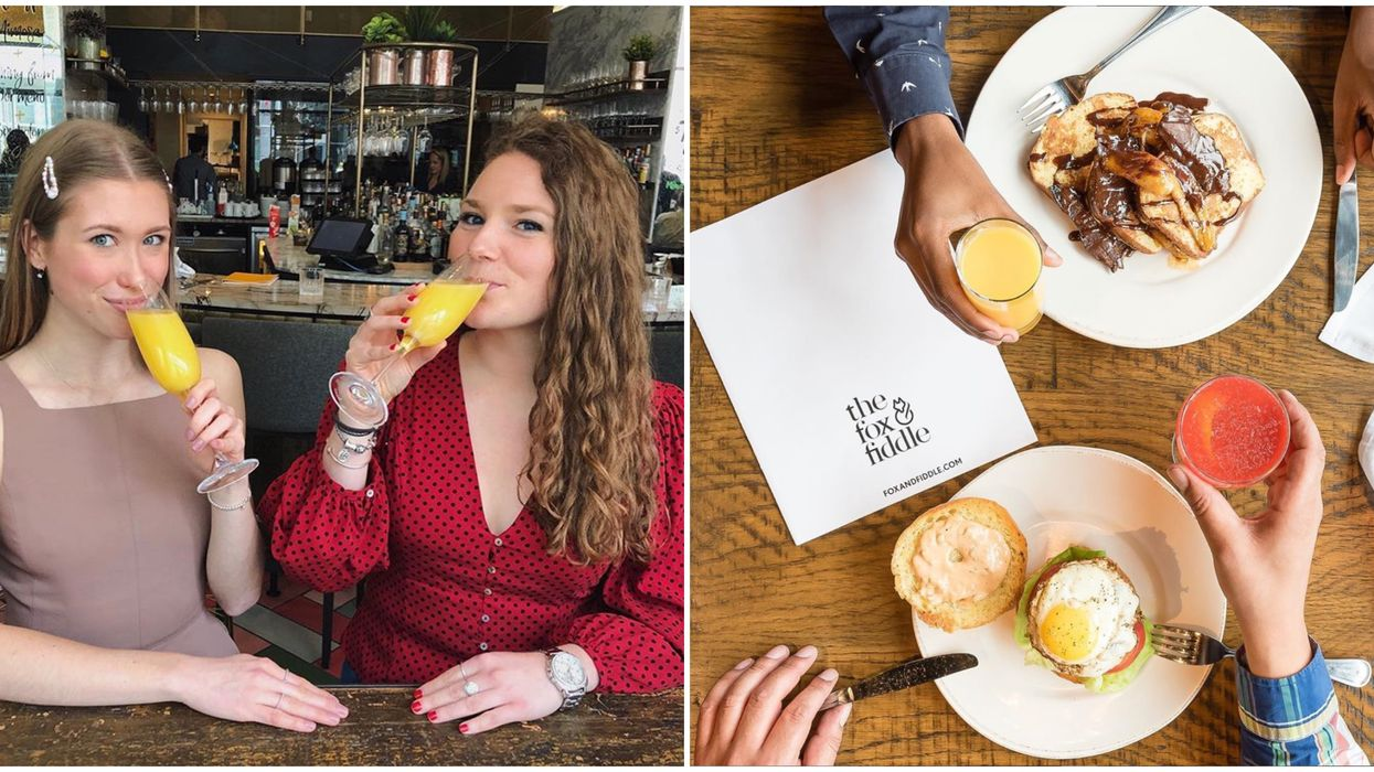 Toronto Bottomless Mimosa Brunch Spots To Take Your Friends To In 2020
