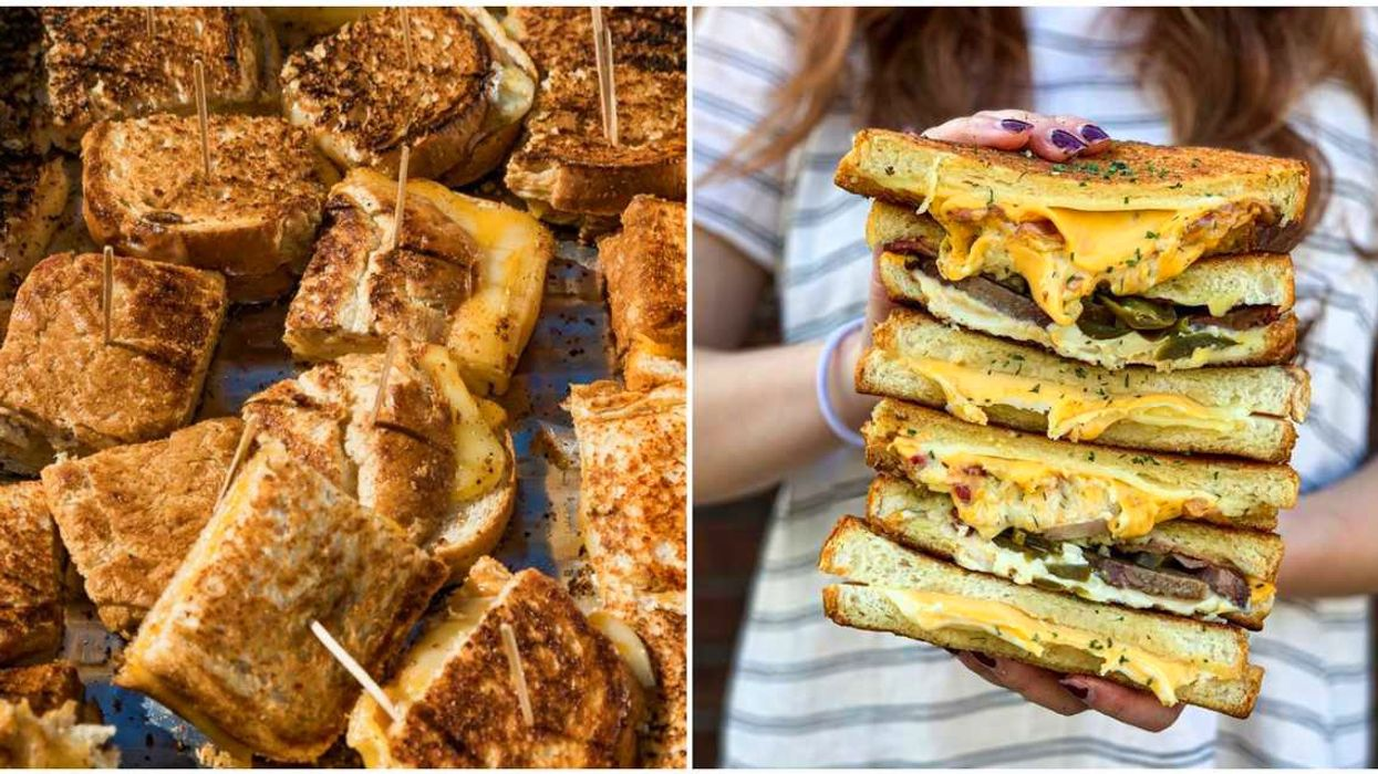 Austin's Cheesiest Grilled Cheese Festival Is Coming In 2020 & Tickets Go On Sale Soon