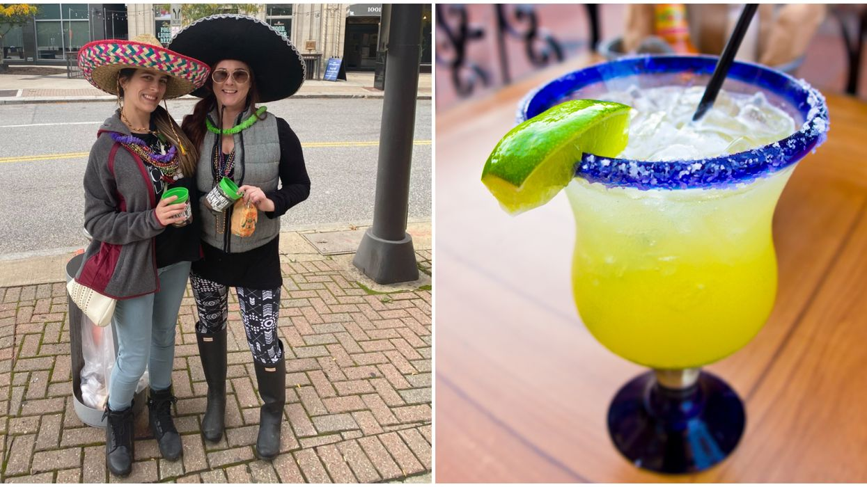 Margarita Crawl Austin Will Be In The City Next Month