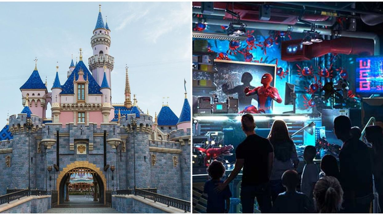 Avengers Campus Disneyland Possible Opening Date In California Has Been Revealed