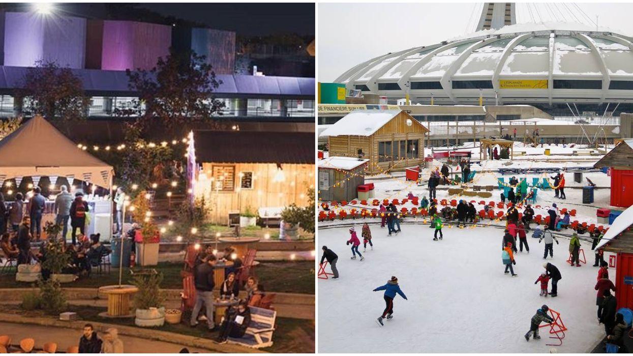 Les Jardineries se transforme en village hivernal festif et gratuit en janvier