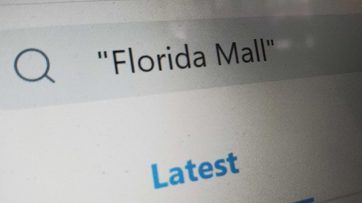 Florida Mall Is Trending And People Were Freaking Out