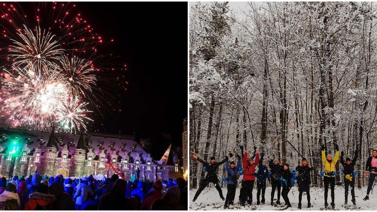 8 activités à faire à Québec pour bien finir l'année ce weekend du 27 au 29 décembre