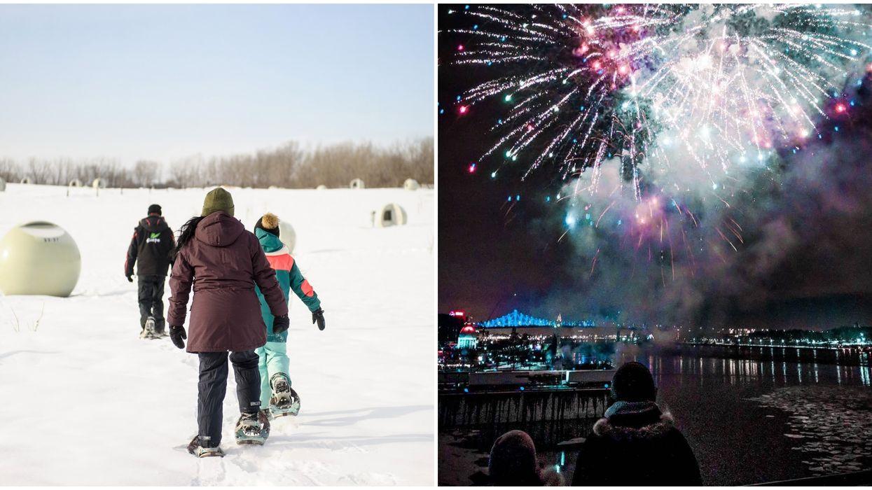 14 activités d'hiver gratuites à faire à Montréal et ses environs en janvier