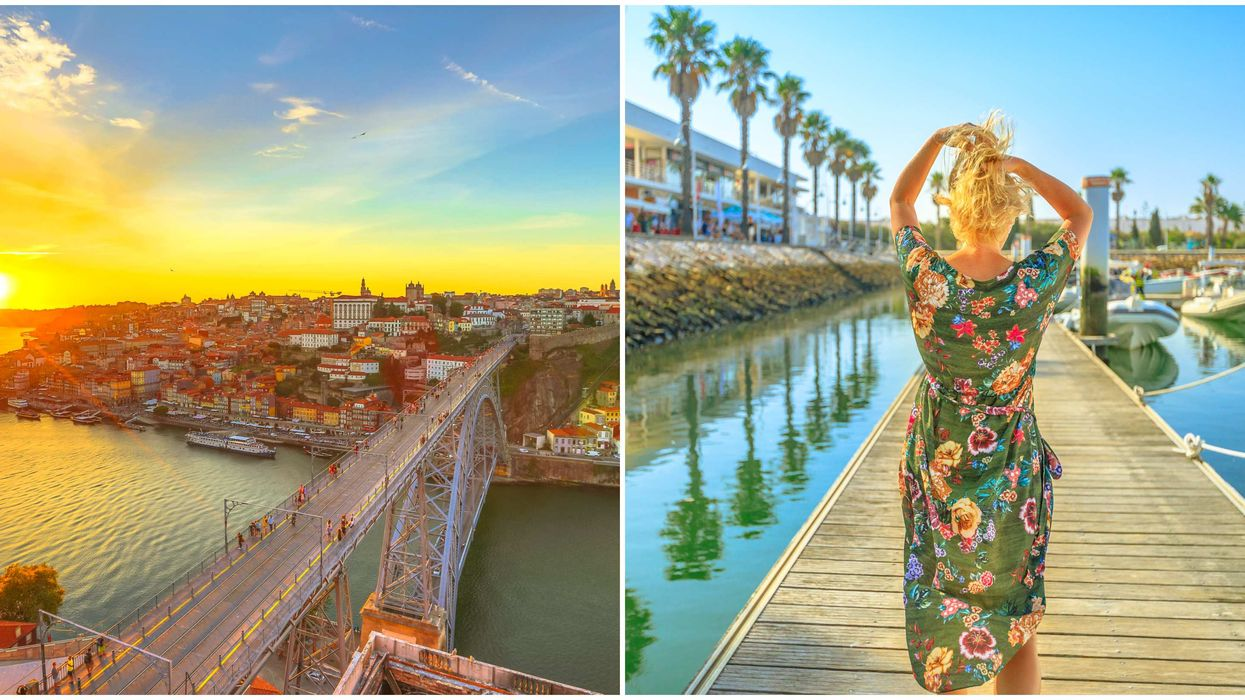 Flight Deal From Toronto To Portugal: Roundtrip Tickets Are Just $355 Right Now