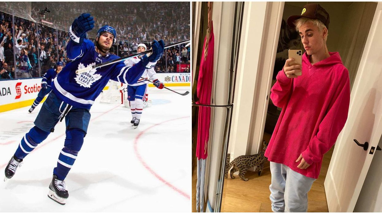 Is Justin Bieber On The Toronto Maple Leafs? Biebs Unofficially Joined The Team