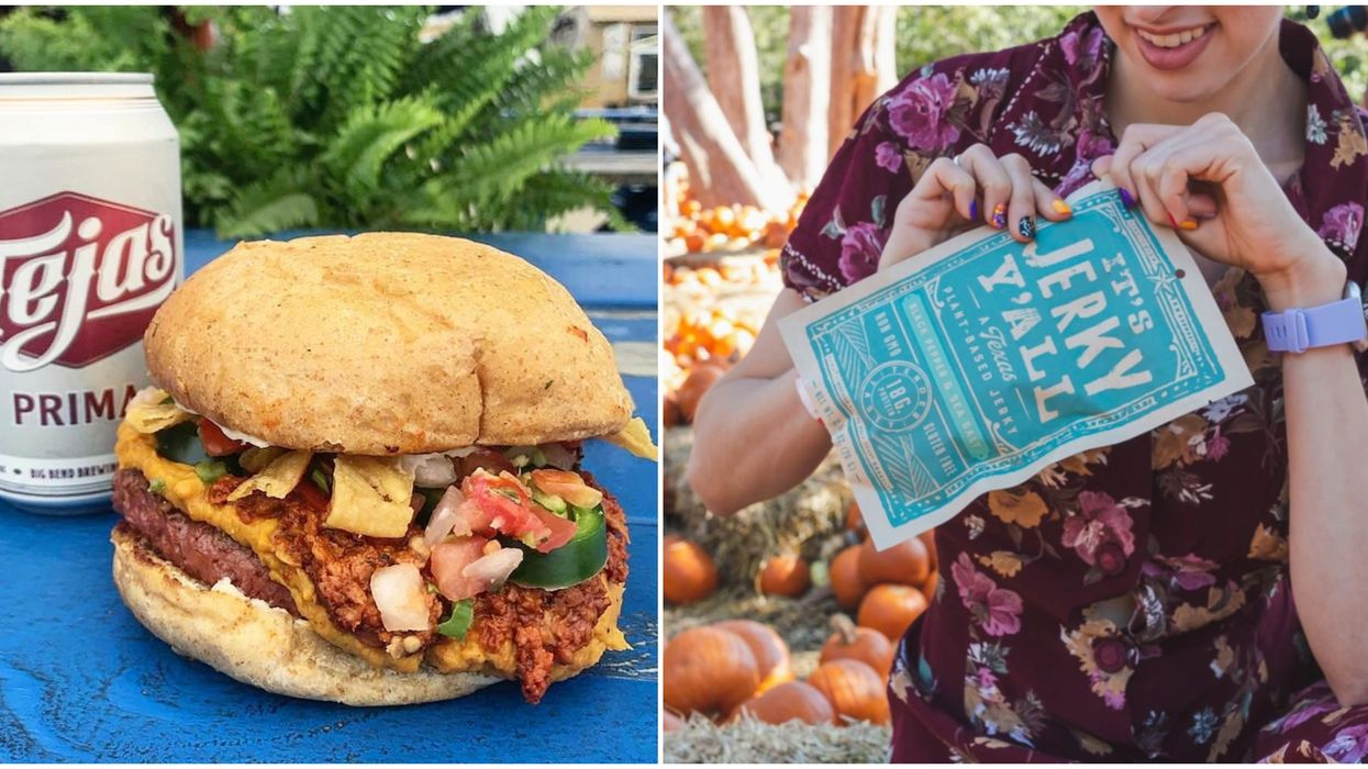 Dallas Opens Lucky Mouth Grocery Store, Entirely Vegan