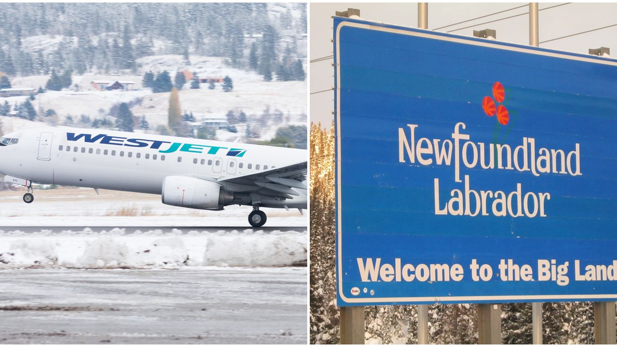 Deer Lake Passengers Who Were Stranded On Christmas Got A Special Christmas Dinner