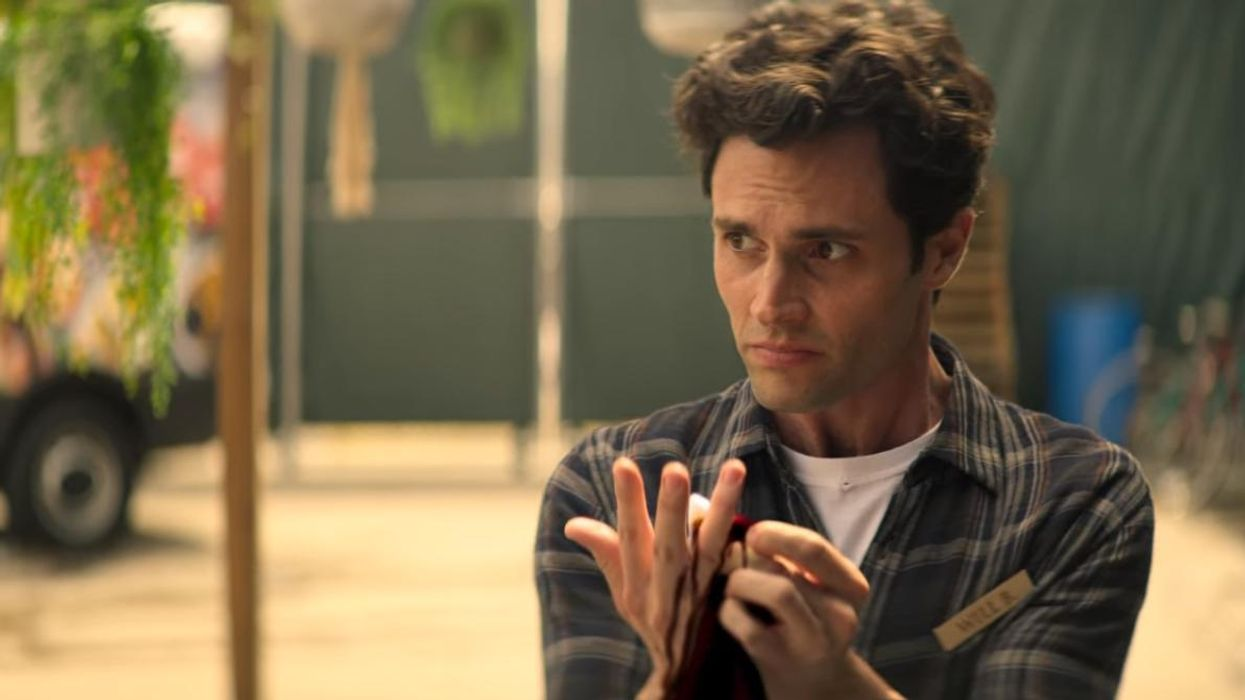 """Penn Badgley Says The First Kill Scene In """"You"""" Season 2 Was """"Nauseating"""" To Film"""