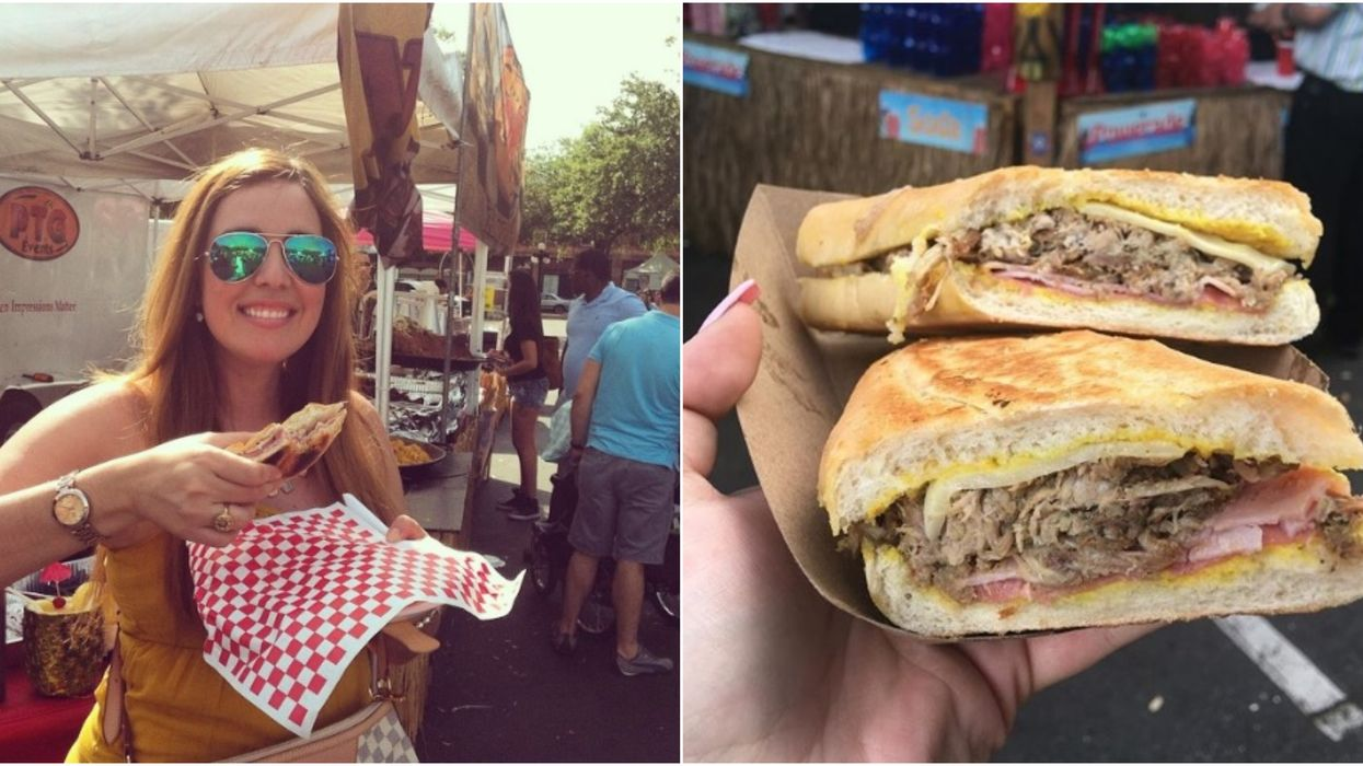 Tampa Is Hosting An International Cuban Sandwich Festival In March & It's FREE