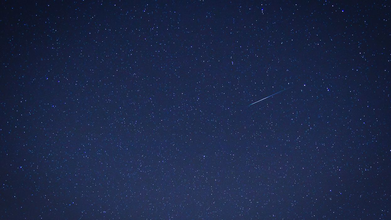 Quadrantid Meteor Shower Peaks In January But Only Lasts For A Few Hours