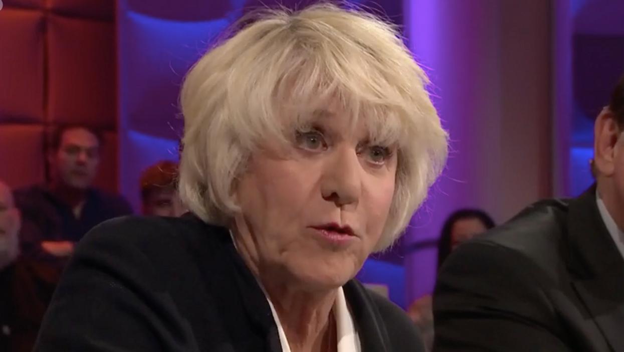 #metoo: Une vidéo de Denise Bombardier dénonçant un auteur refait surface