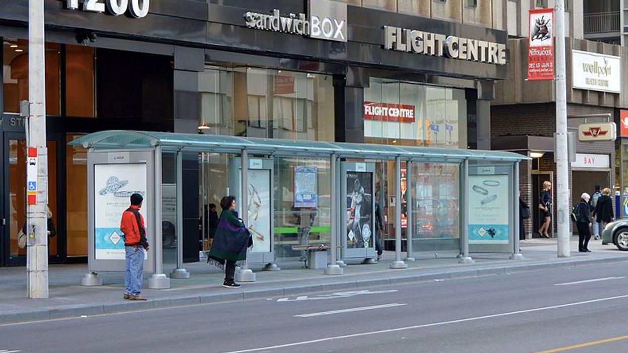 Toronto Bus Shelter Crash Involved A Drunk Driver