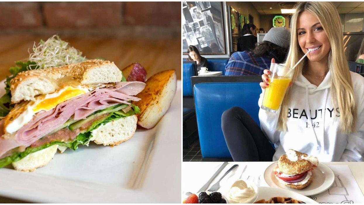 8 endroits à Montréal où les bagels font compétition à ceux de NYC