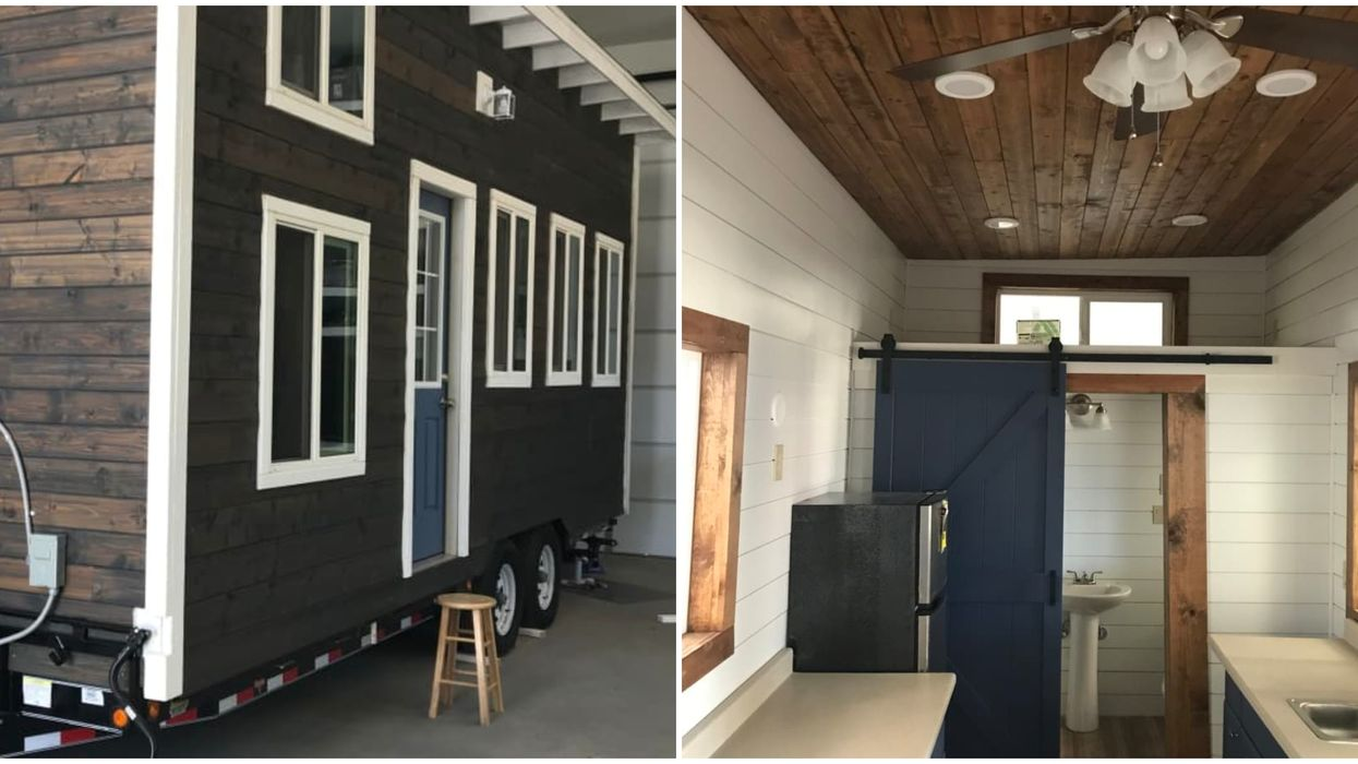 This Tiny Home For Sale In Arizona Is Affordable & Major Travel Goals