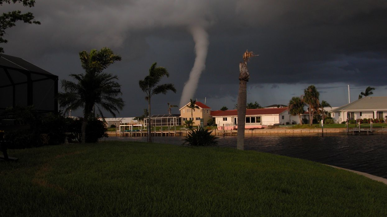 Tornado Warning California Canceled After Severe Storm Weakens