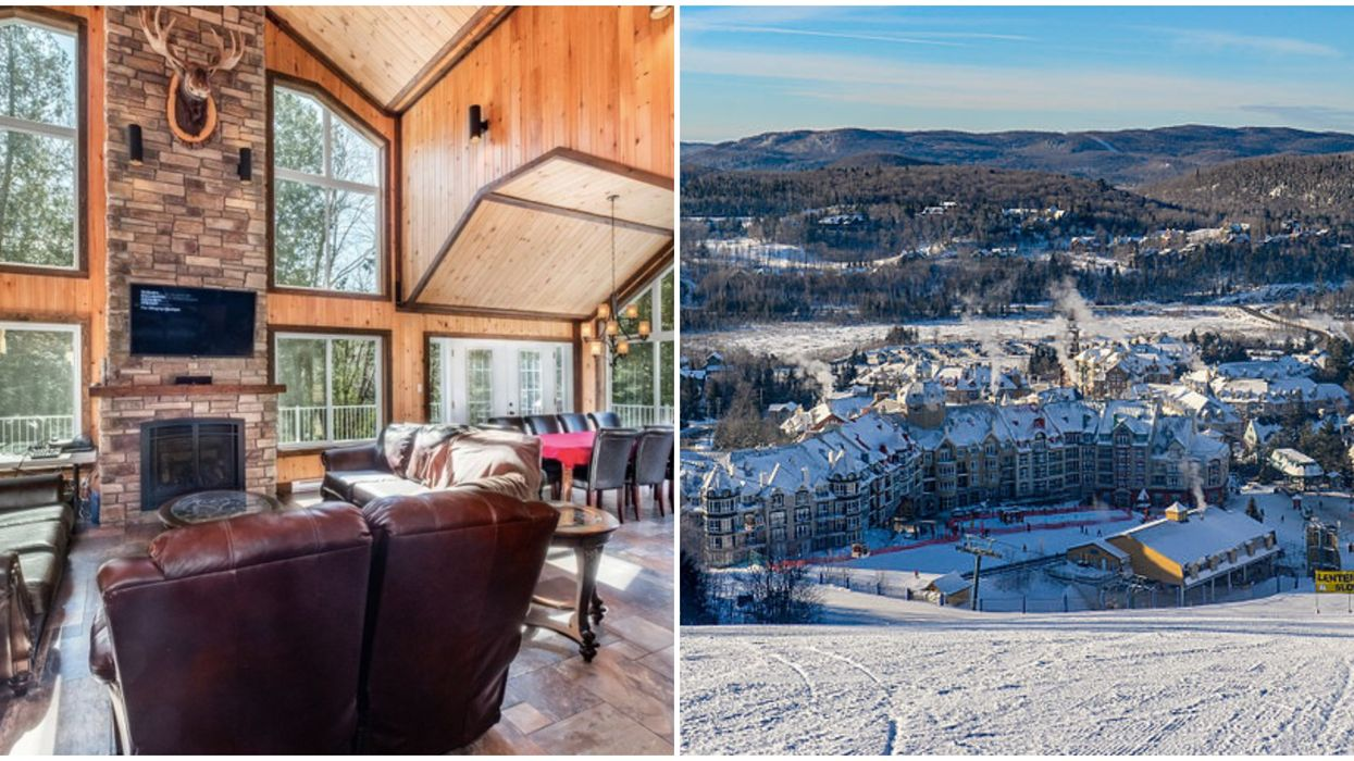 Chalets Near Mont Tremblant Are Available For Only $370,000
