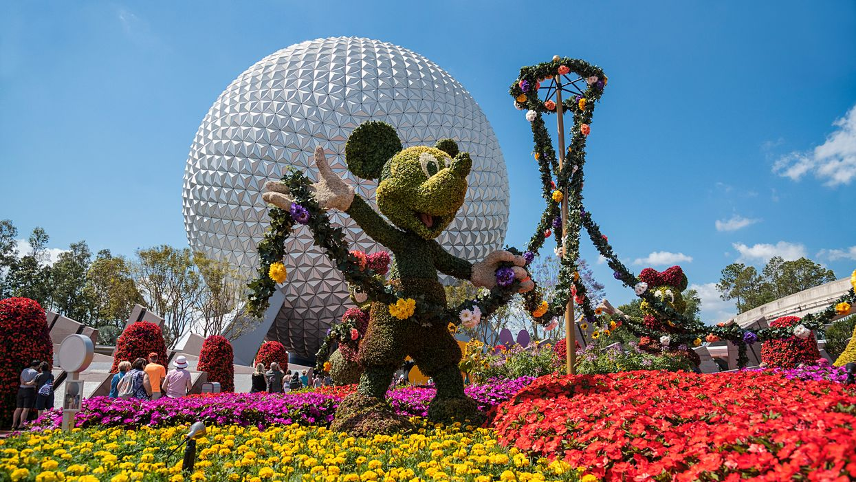 Disney World Epcot Is Getting New Updates & Changes Starting In January 2020