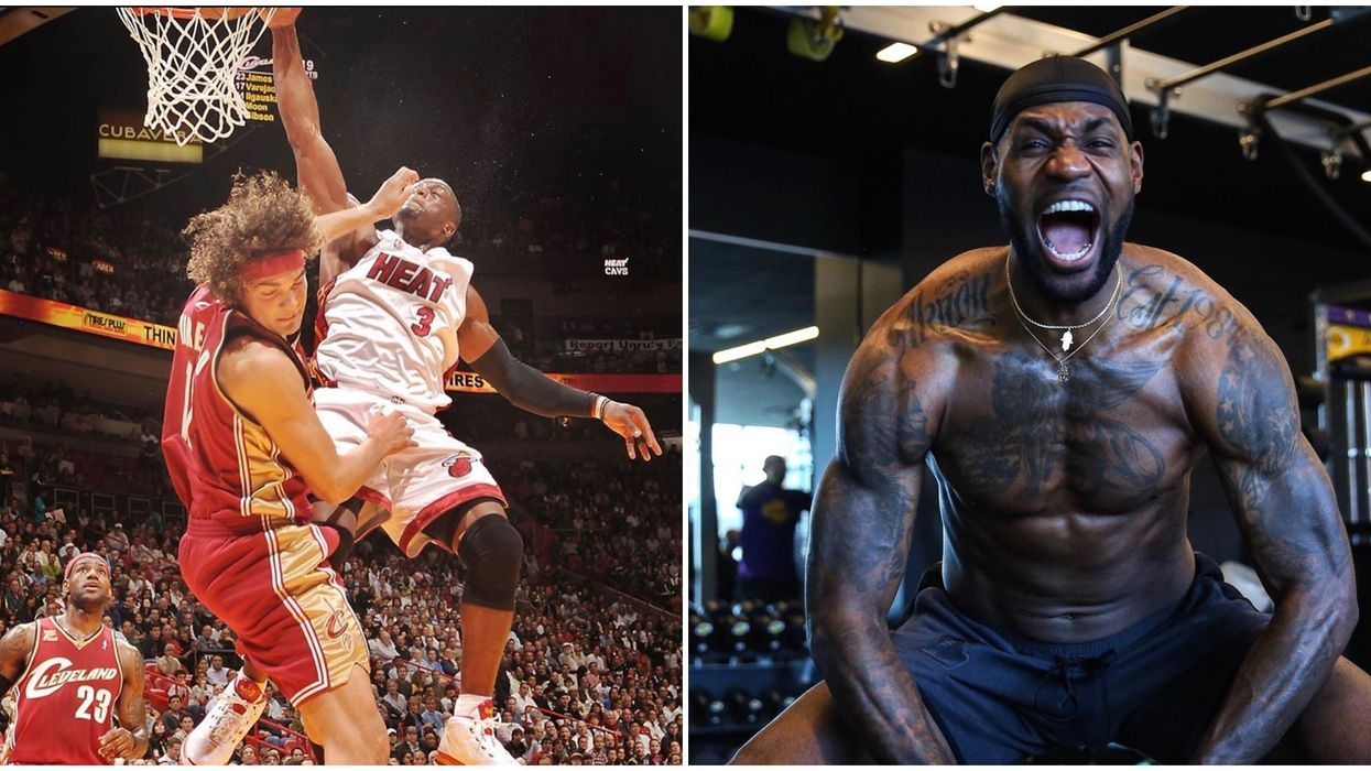 Miami Heat Was Responsible For Some Of The Best Dunks This Decade