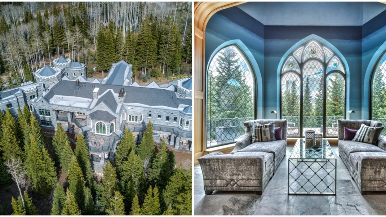 This Castle For Rent In Utah Will Make You Feel Like A Queen