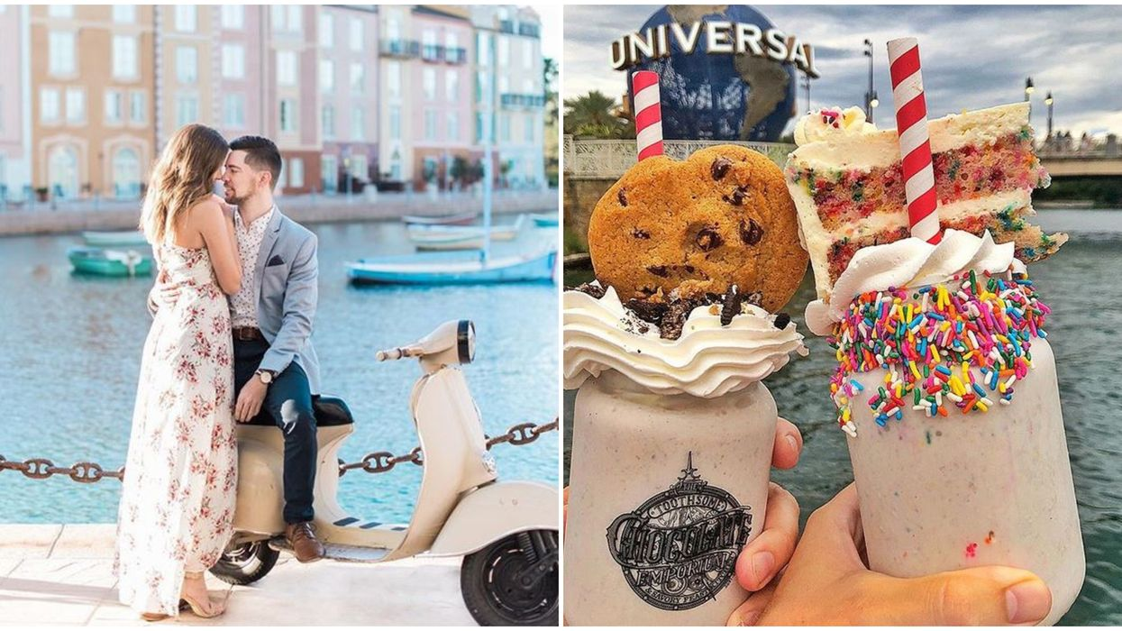 Romantic And Unique Things To Do At Universal Orlando