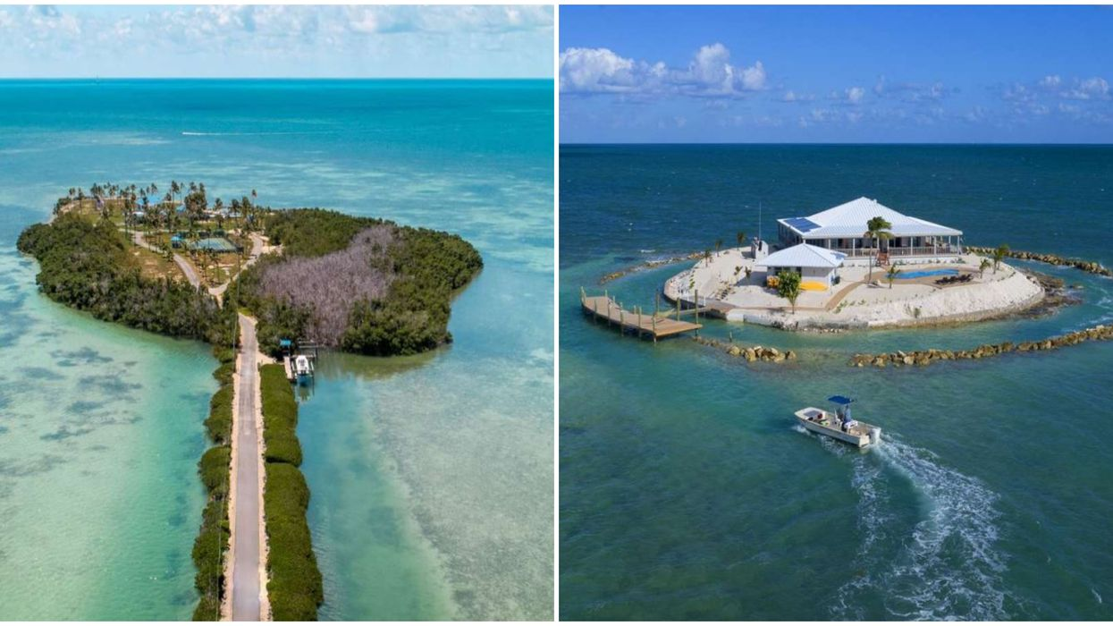 Crazy Private Islands For Sale In Florida Right Now