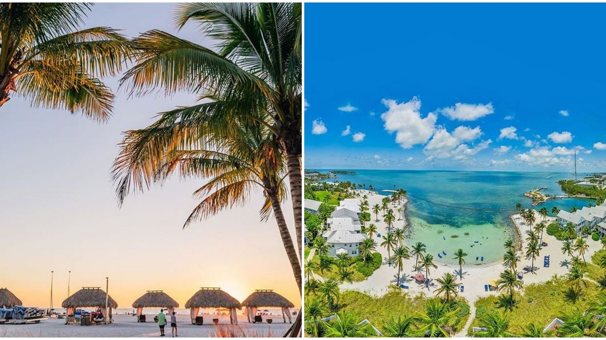 Florida Islands That Are Cheaper To Travel To Than The Caribbean