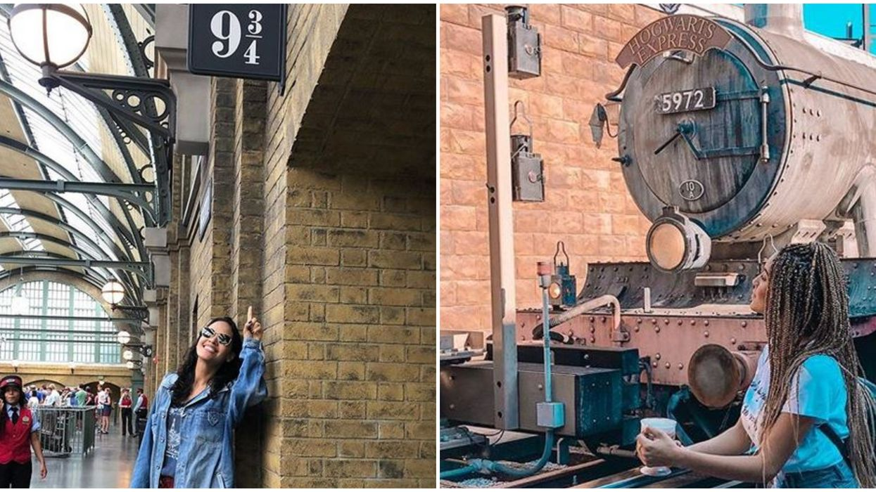 Things That Harry Potter World In Orlando Has That The Hollywood One Doesn't