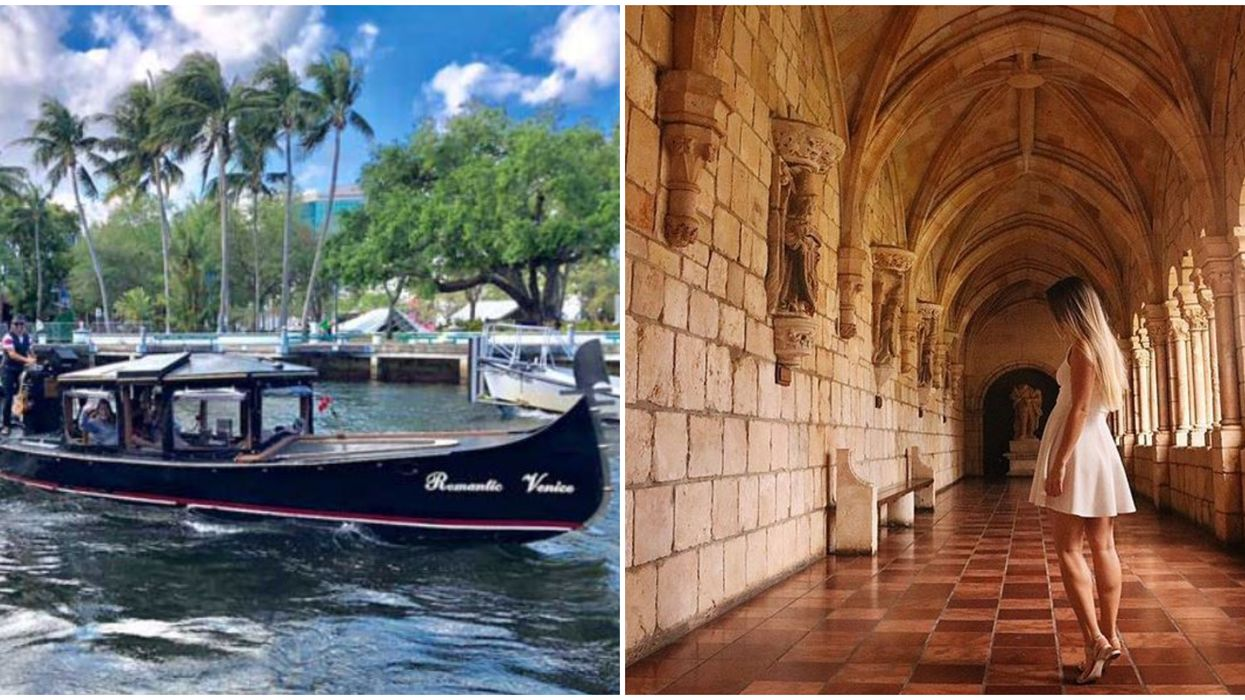 Places In Florida That Will Make You Feel Like You're In Europe