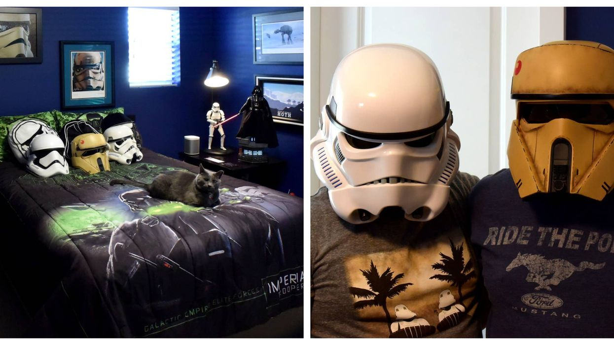 This Star Wars Airbnb In Washington Is Perfect For Fans