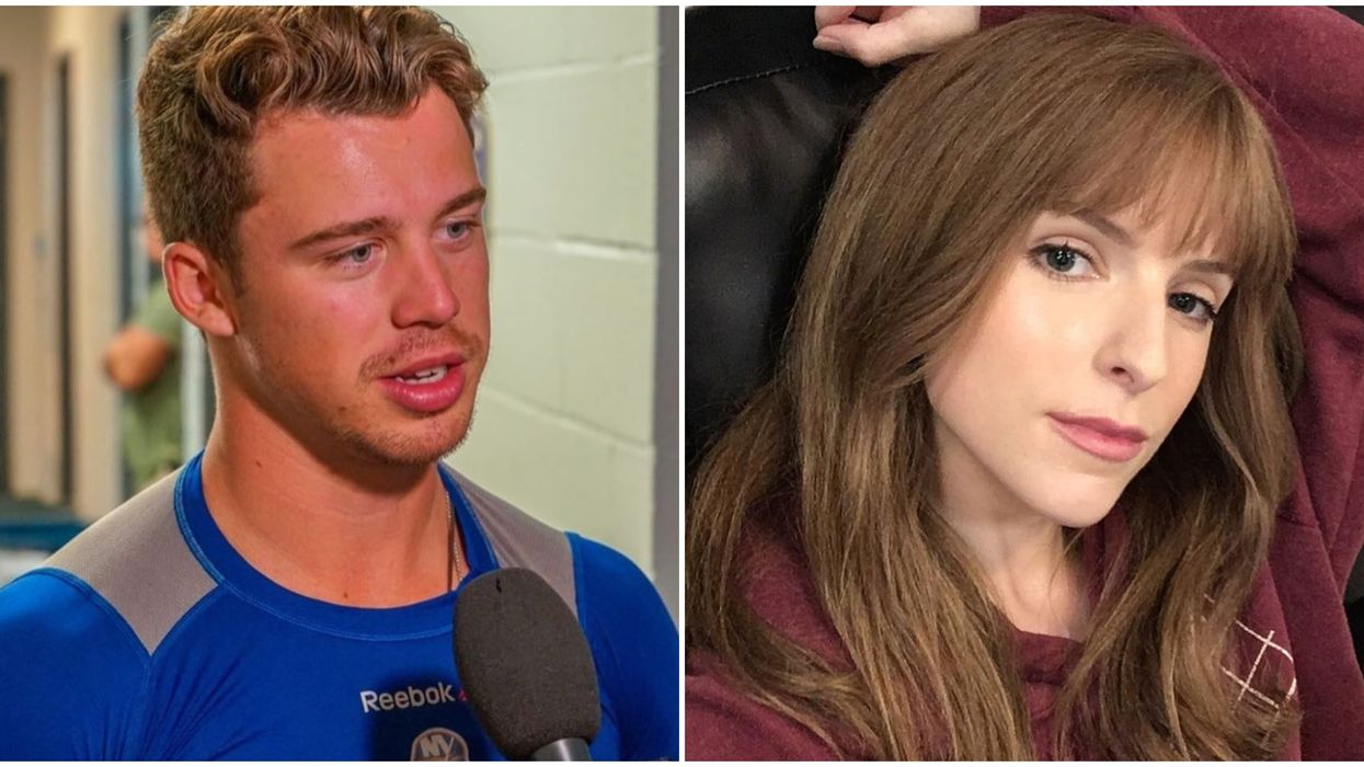 Fans Are On A Mission To Get Canadian NHLer Anthony Beauvillier A Date With Anna Kendrick