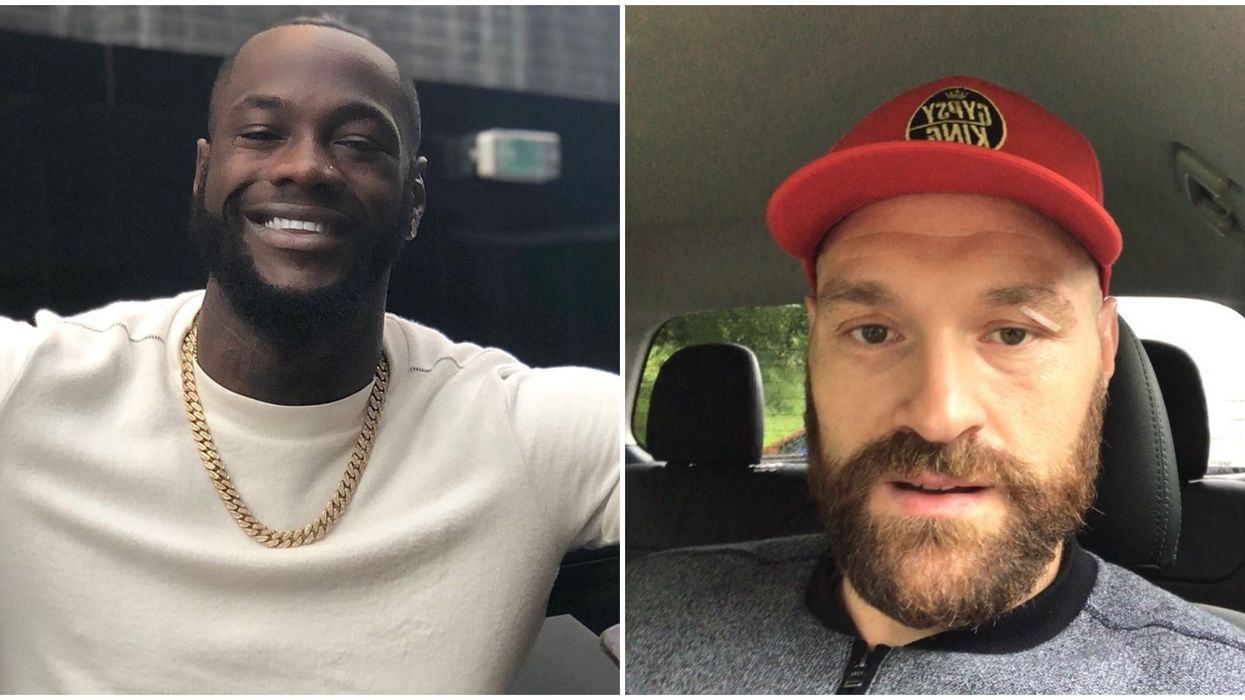 A Deontay Wilder & Tyson Fury Rematch Is Happening In Vegas Next Year